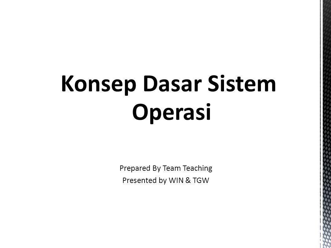  Manajemen Proses  Manajemen Memori Utama  Manajemen Sistem Berkas  Manajemen Sistem I/O  Manajemen Penyimpanan Sekunder  Proteksi dan Keamanan