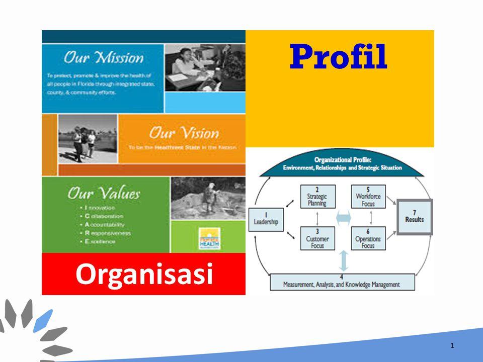 1 Profil Organisasi