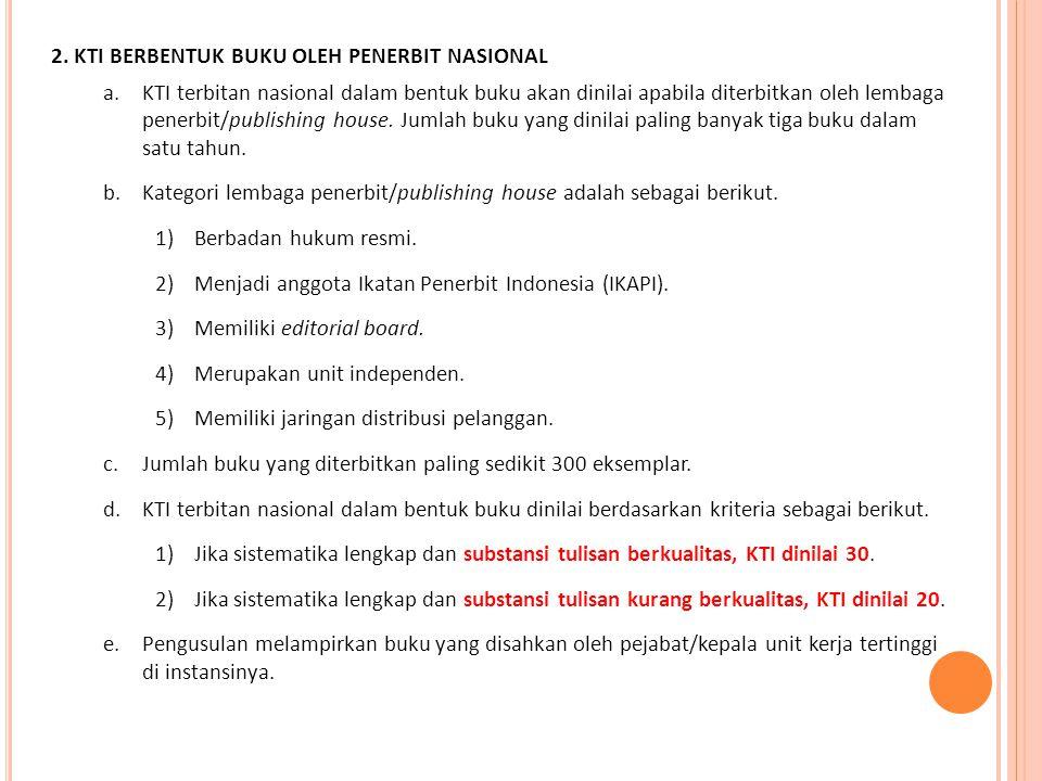 B.PATEN ILMU PENGETAHUAN DAN TEKNOLOGI III.