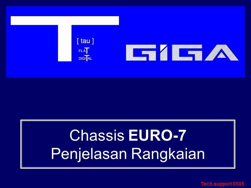 Chassis EURO-7 Penjelasan Rangkaian Tech.support 0505