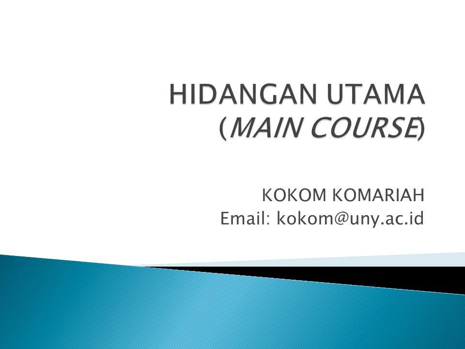 KOKOM KOMARIAH Email: kokom@uny.ac.id