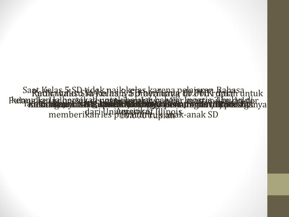 Karya Sembilan Fenomena Bisnis - 1997 Membidik Pasar Indonesia: Segmentasi, Targeting dan Positioning, Gramedia Pustaka Utama (1998) Sembari Minum Kopi Politiking di Panggung Bisnis, Gramedia Pustaka Utama Sukses Melakukan Presentasi, Gramedia Pustaka Utama (2001) Change!, Gramedia Pustaka Utama (2005)