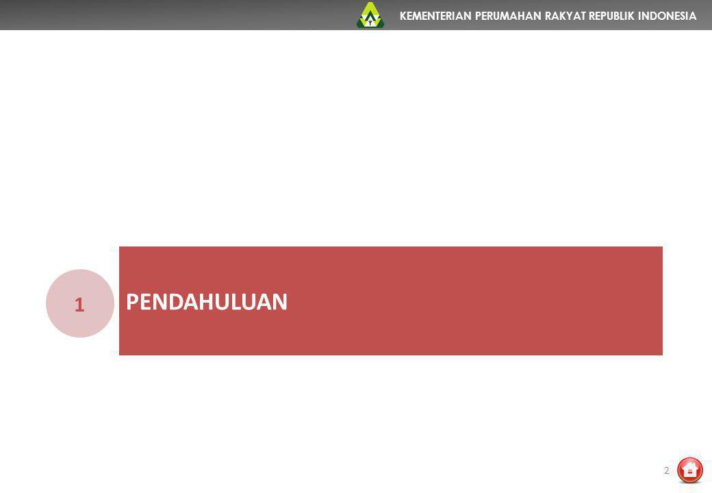 KEMENTERIAN PERUMAHAN RAKYAT REPUBLIK INDONESIA 43 No Kab / Kota 20102011201220132014Total UnitFLPP (Rp) UnitFLPP (Rp) UnitFLPP (Rp) UnitFLPP (Rp) UnitFLPP (Rp) UnitFLPP (Rp) 1 Kab.