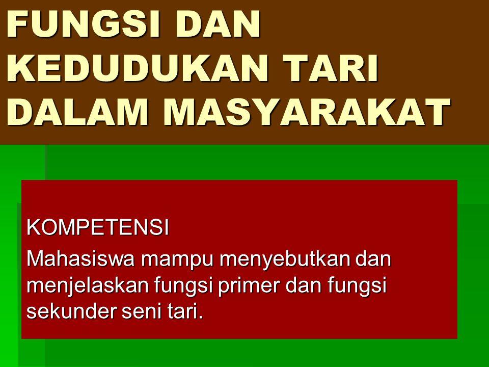 Tari Payung tradisi dari Sumatra Utara yang sudah dikembangkan geraknya