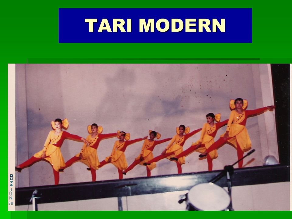 TARI MODERN