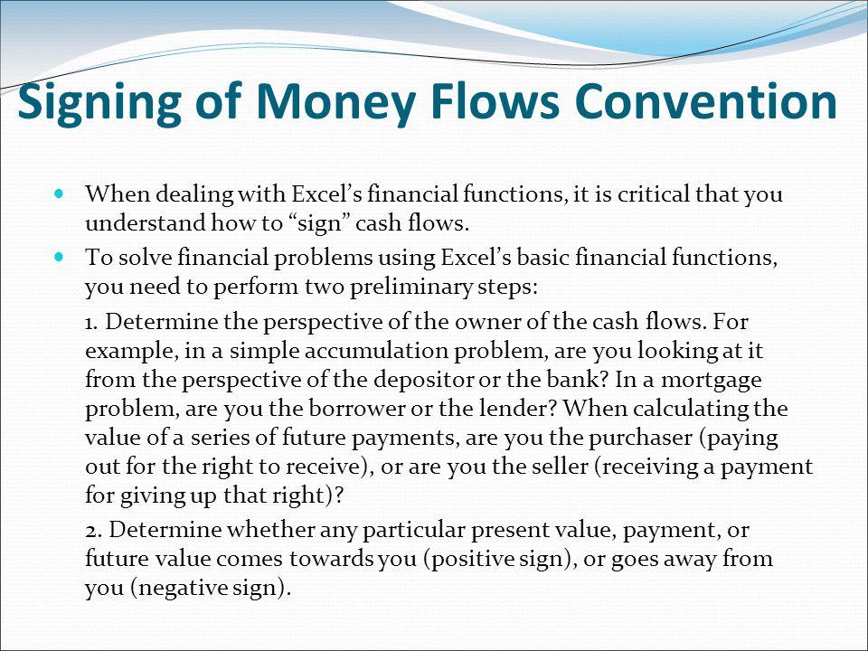 Simple Accumulation Problems EXAMPLE 1 Jika anda memiliki uang sebesar Rp1,000 dan diakumulasikan selama tiga tahun pada tingkat bunga 7% per tahun, berapakah nilai uang anda pada akhir tahun.
