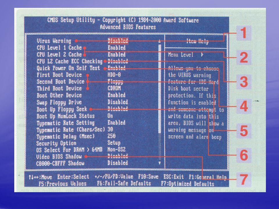 VIRUS WARNING Fungsi Ini bukan Antivirus, namun hanya memeriksa apakah MBR hard disk pertama telah berubah dan melaporkannya bila ada.