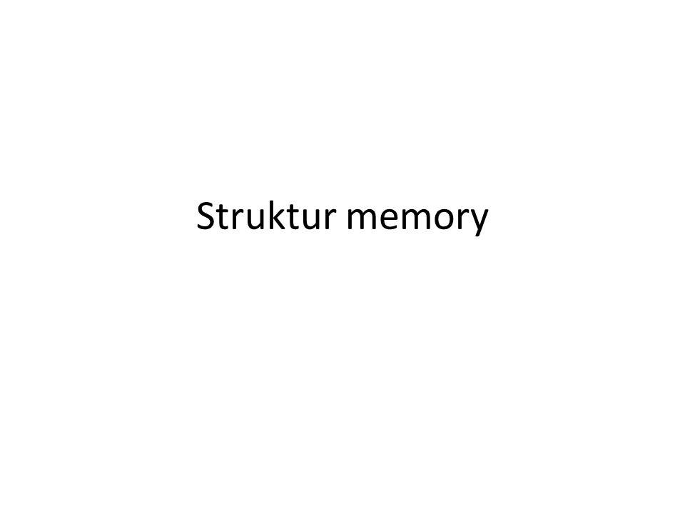 Struktur memory