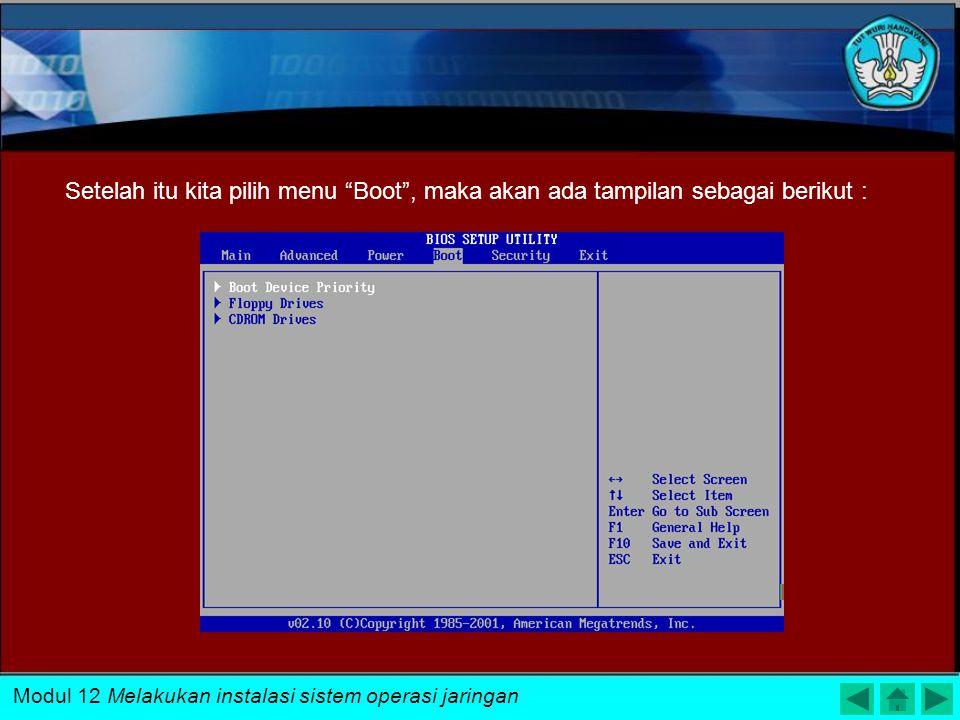 "Sebelum meng-install ubuntu, kita harus mengatur BIOS terlebih dahulu. Cara masuk ke BIOS nya kita tinggal menekan tombol ""Del atau F2"" pada waktu kom"