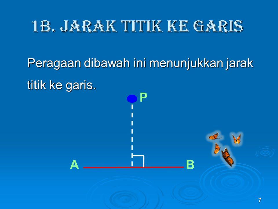 Penyelesaian: Jadi diagonal sisi AC = cm 6 Perhatikan! Segitiga ABC yang siku-siku di B, maka AC = = = = A B C D H E F G a cm