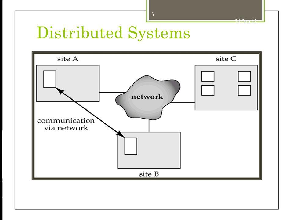8 24-Sep-12 Single Tier  Disebut juga sebagai sistem stand-alone  Terdiri dari sebuah server penampung data dan aplikasi, sedangkan untuk menggunakan server tersebut dibutuhkan monitor dan keyboard serta mouse
