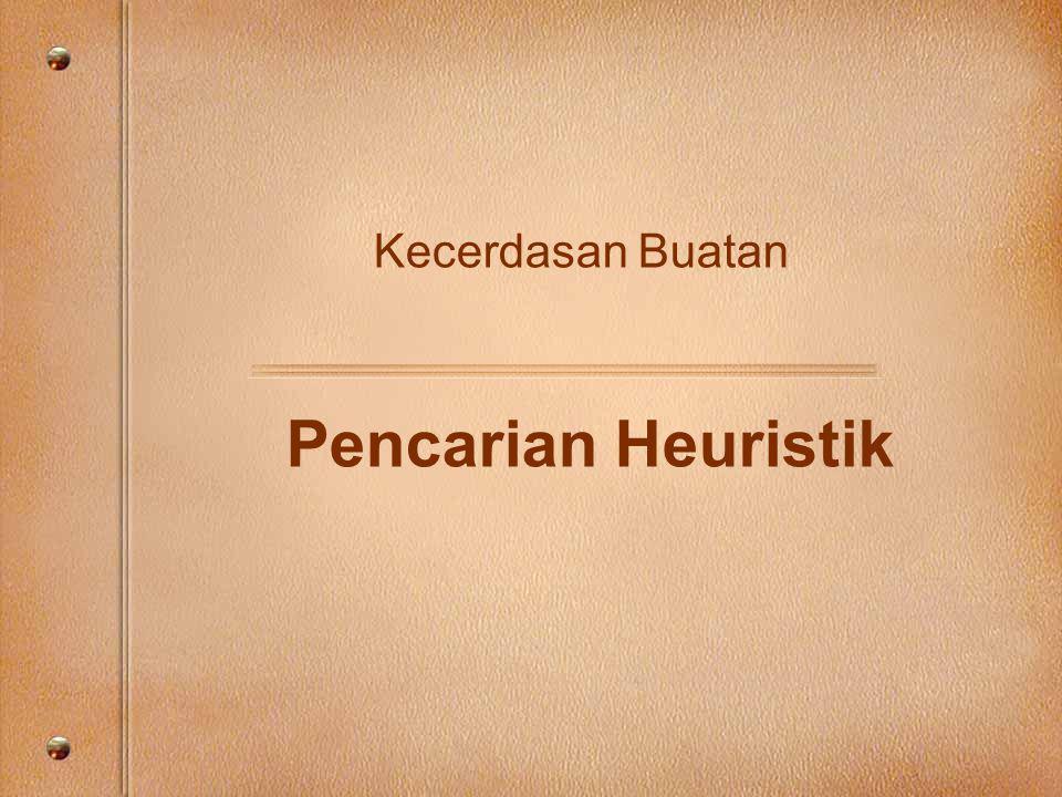 Pencarian Heuristik Kecerdasan Buatan