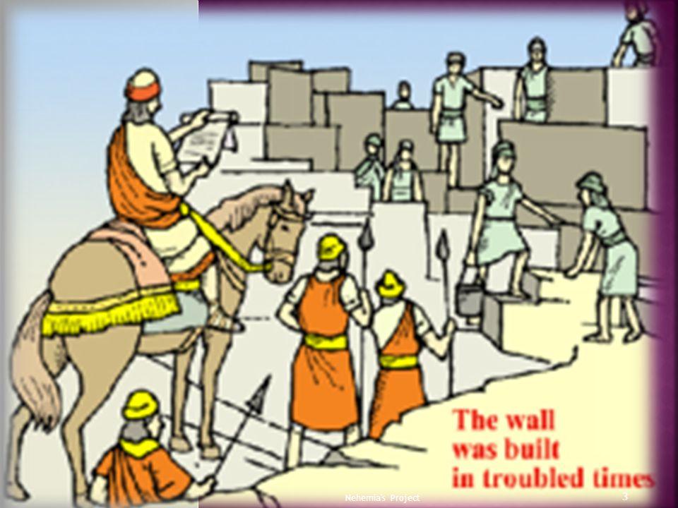 Bagaimana supaya jiwa-jiwa yg sudah tidak bergairah, ditambah kehidupan yg semakin sulit  tetap setia dlm pelayanan yg bukan sekedar pelayanan biasa, tetapi pelayanan yg berkenan dihadapan Tuhan, bahkan lebih sungguh-sungguh buat Tuhan Nehemia s Project 4
