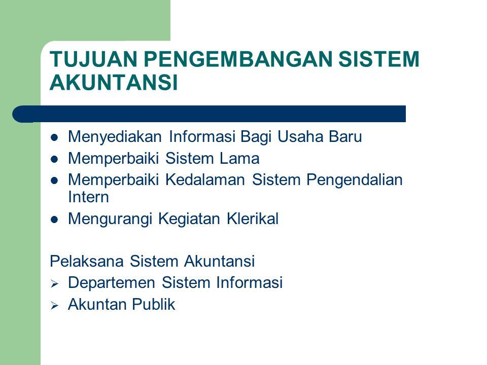 Aplikasi Sistem Akuntansi Cash on Delivery Sale Cash on Delivery Sale Penjual Persh Jasa.
