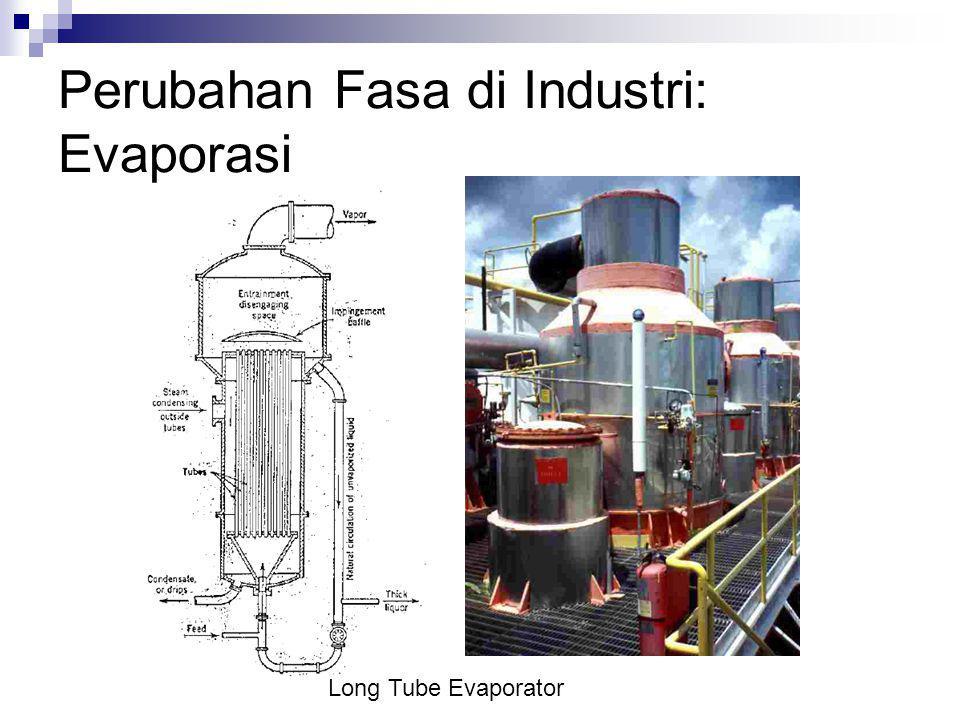 Perubahan Fasa di Industri: Evaporasi Long Tube Evaporator
