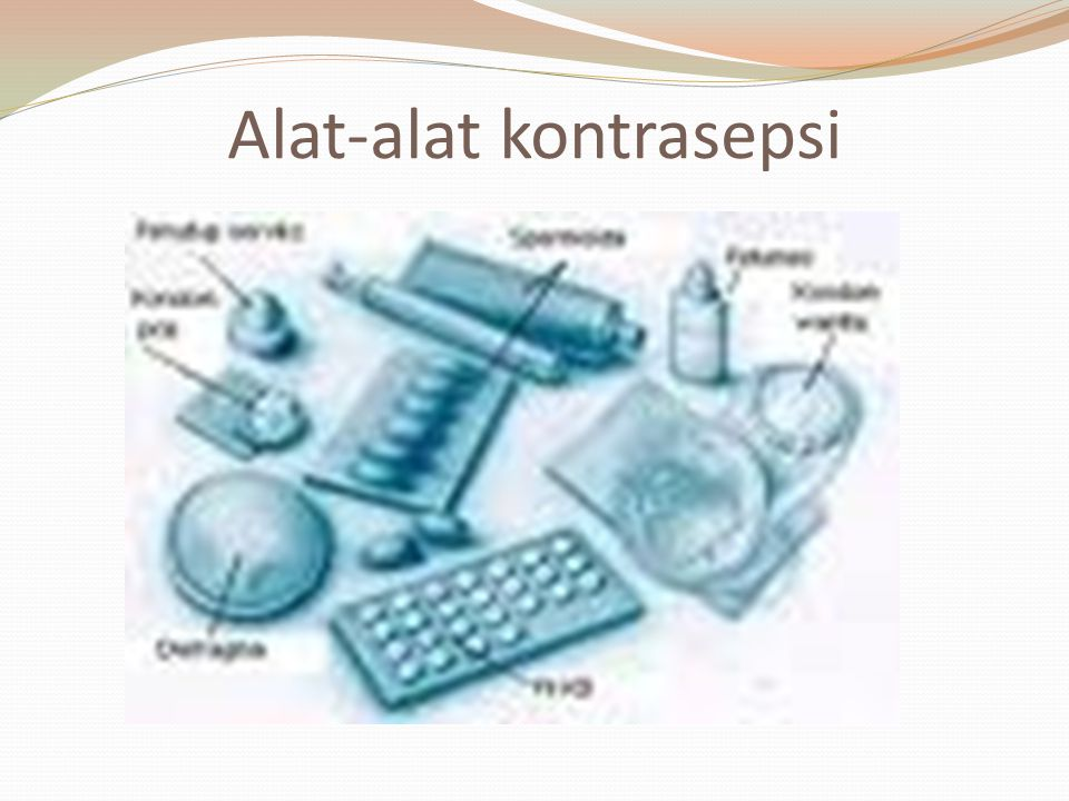 Alat-alat kontrasepsi
