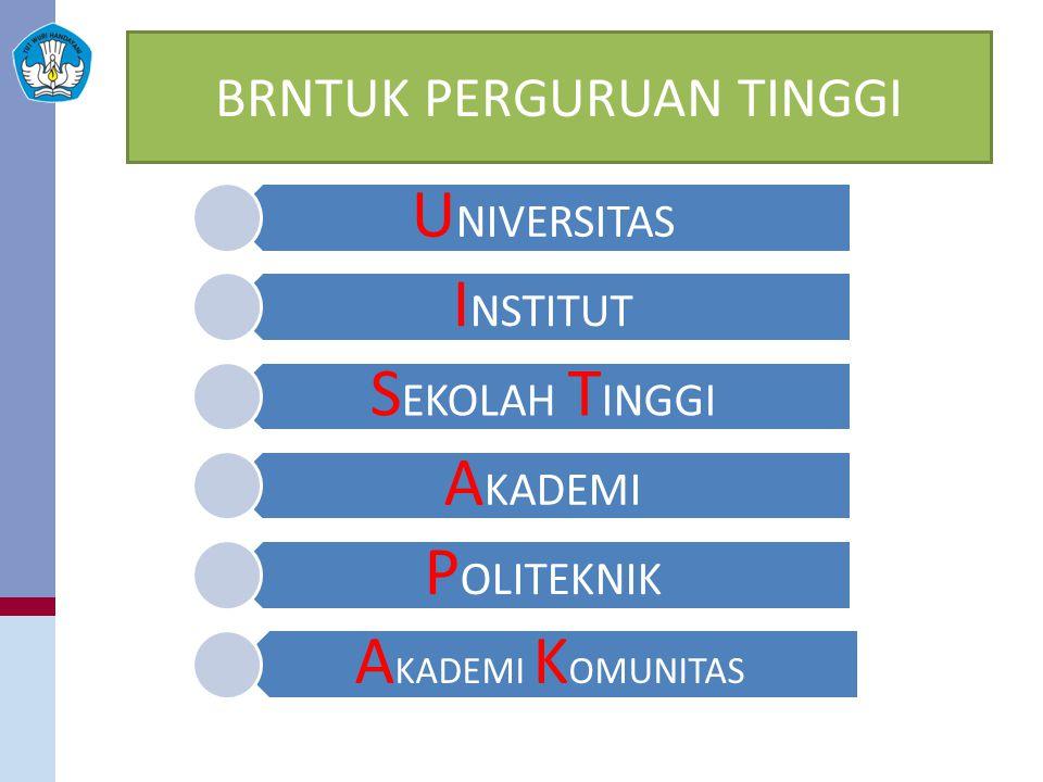 Langkah 5 : Pelaporan Data Semesteran Pelaporan Data dimulai semester akademik awal  Tergantung dari dikeluarkannya SK pembukaan.