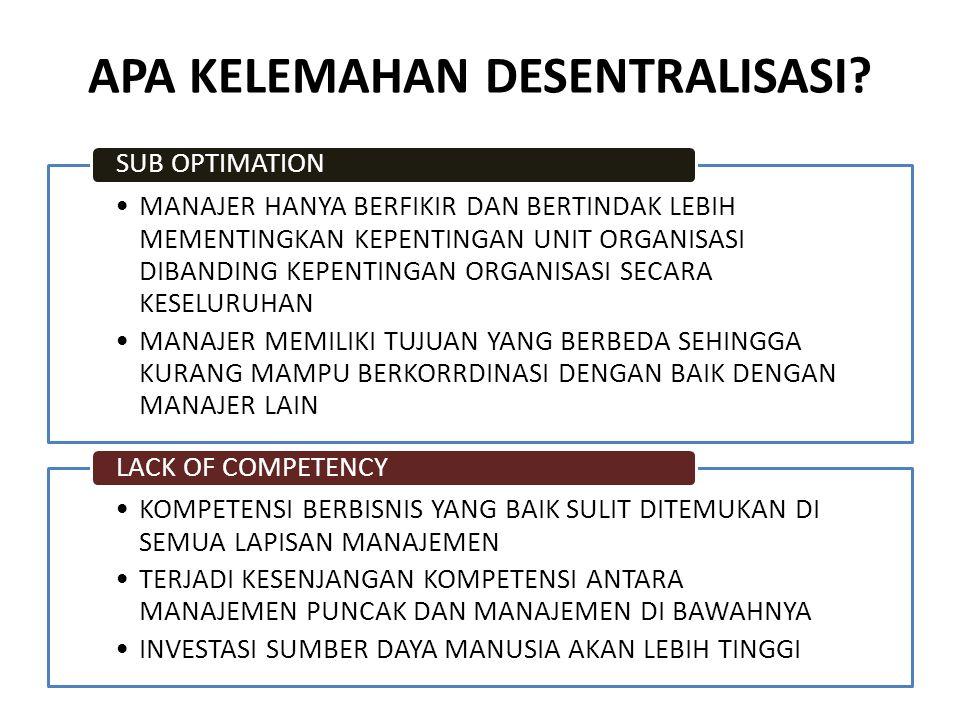 BAGAIMANA ROI DIGUNAKAN PADA INVESTMENT CENTERS.