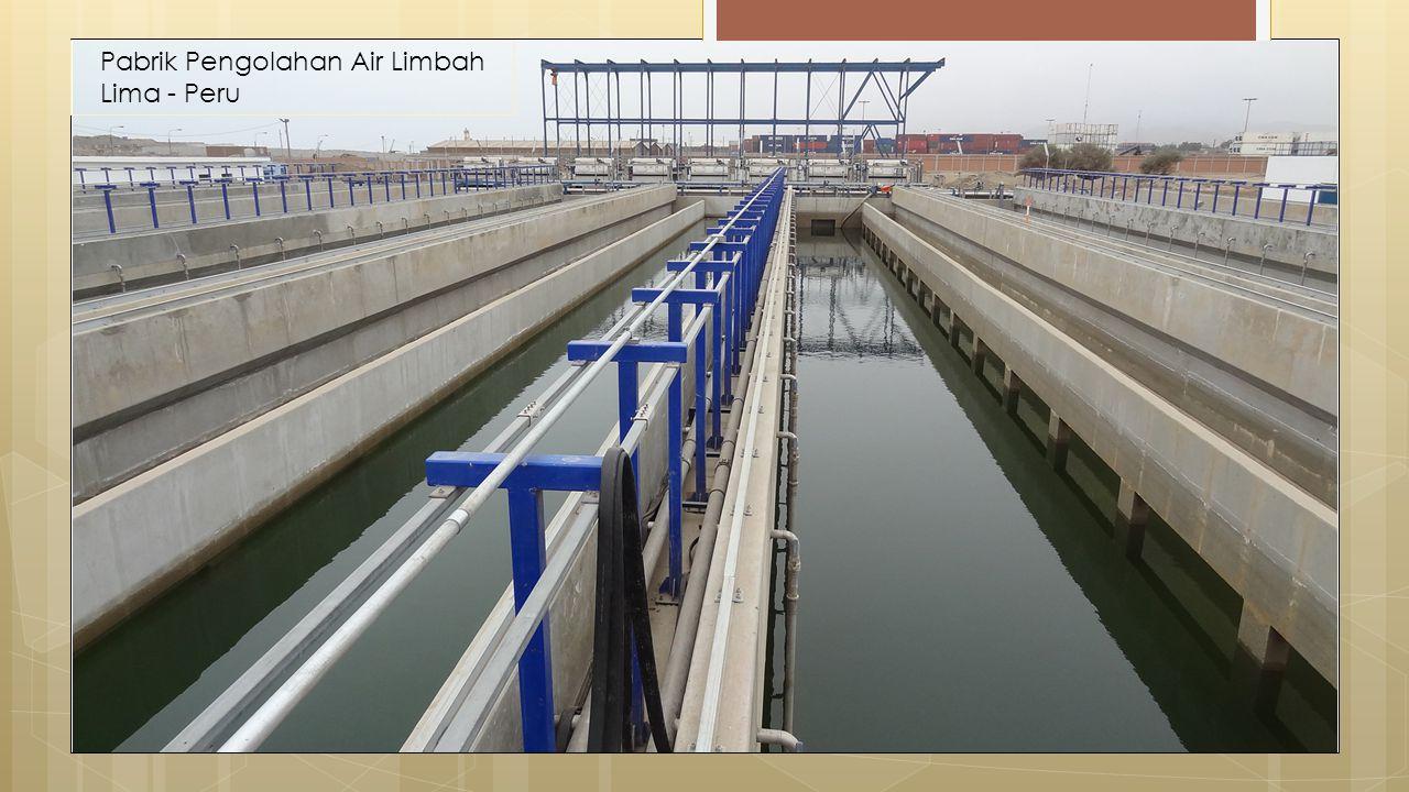 Projects|Proyek Pabrik Pengolahan Air Limbah Lima - Peru