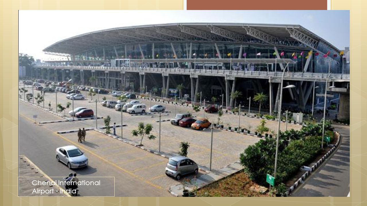 Projects|Proyek Chenai International Airport - India