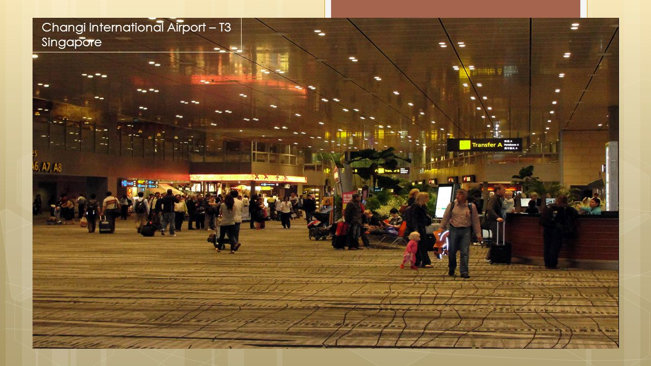 Projects|Proyek Changi International Airport – T3 Singapore