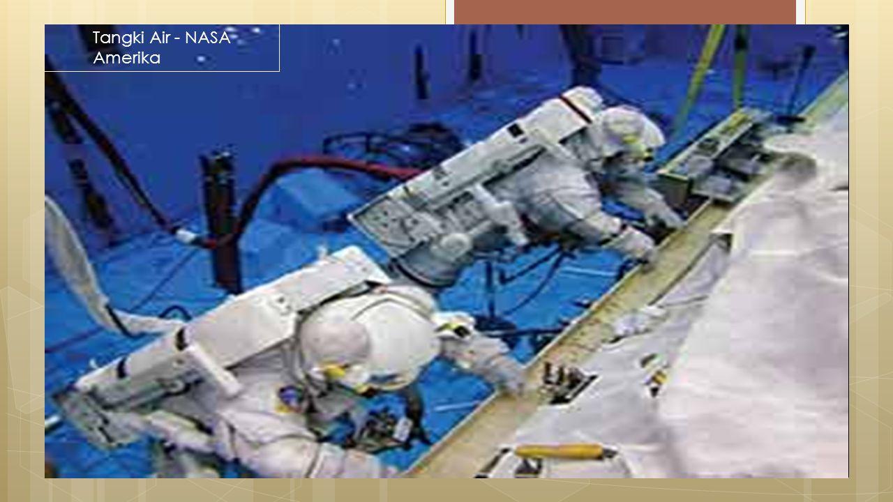Projects|Proyek Tangki Air - NASA Amerika