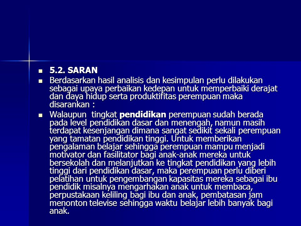 5.2.SARAN 5.2.
