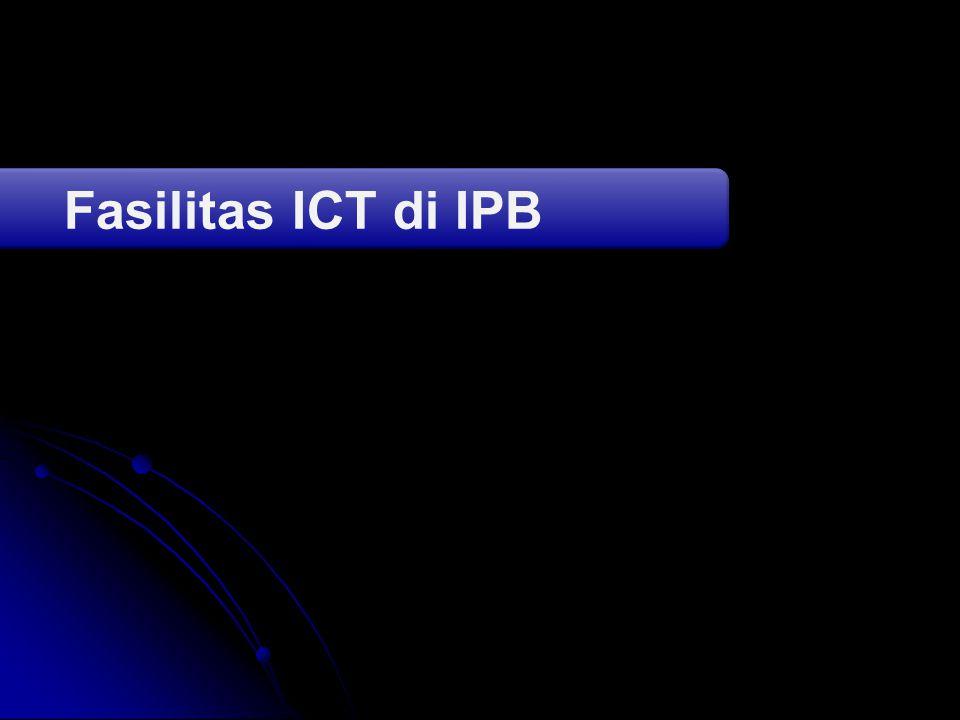 Fasilitas ICT di IPB
