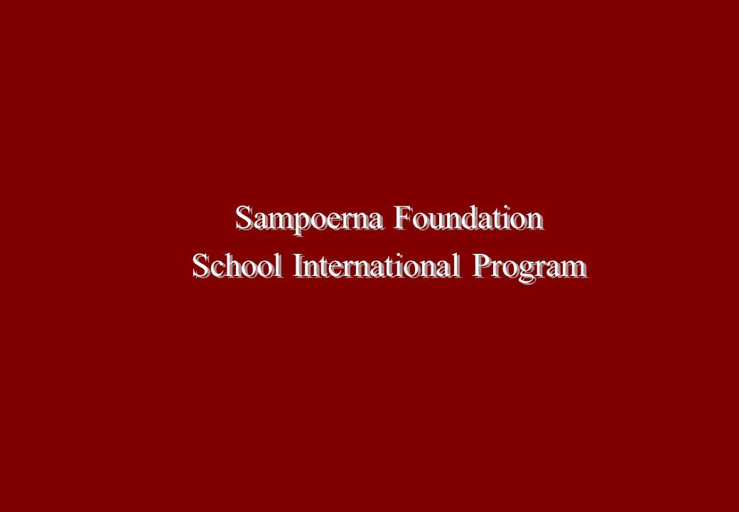 17 ©2008.Putera Sampoerna Foundation. All right reserved.