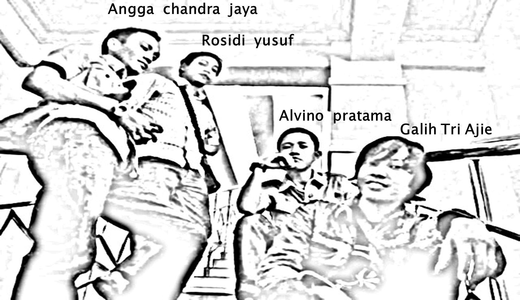 PRESENTASI KEWIRAUSAHAAN Rosidi yusuf Alvino pratama Angga chandra jaya Galih Tri Ajie