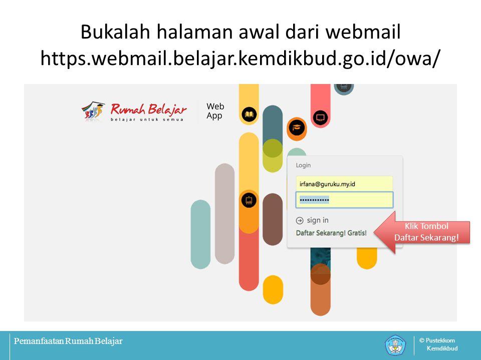 Pemanfaatan Rumah Belajar © Pustekkom Kemdikbud Merubah Foto Profil Klik Tombol Profil Anda Pada Pojok Kanan lalu Pilih Ubah