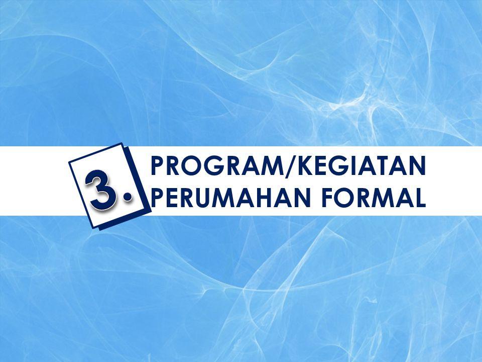 PROGRAM/KEGIATAN PERUMAHAN FORMAL