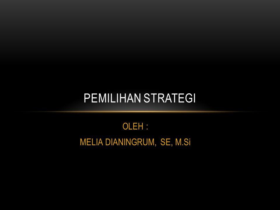 BEBERAPA STRATEGI YANG TERMASUK DALAM KELOMPOK PENCIUTAN STRATEGI : a.Turnaround Strategy Pada saat perusahaan strategi ini, perusahaan menekankan untuk melakukan perbaikan terhadap efisiensi operasional yang dirasakan sebagai masalah utama bagi perusahaan.