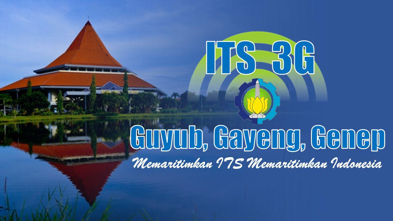 Memaritimkan ITS Memaritimkan Indonesia