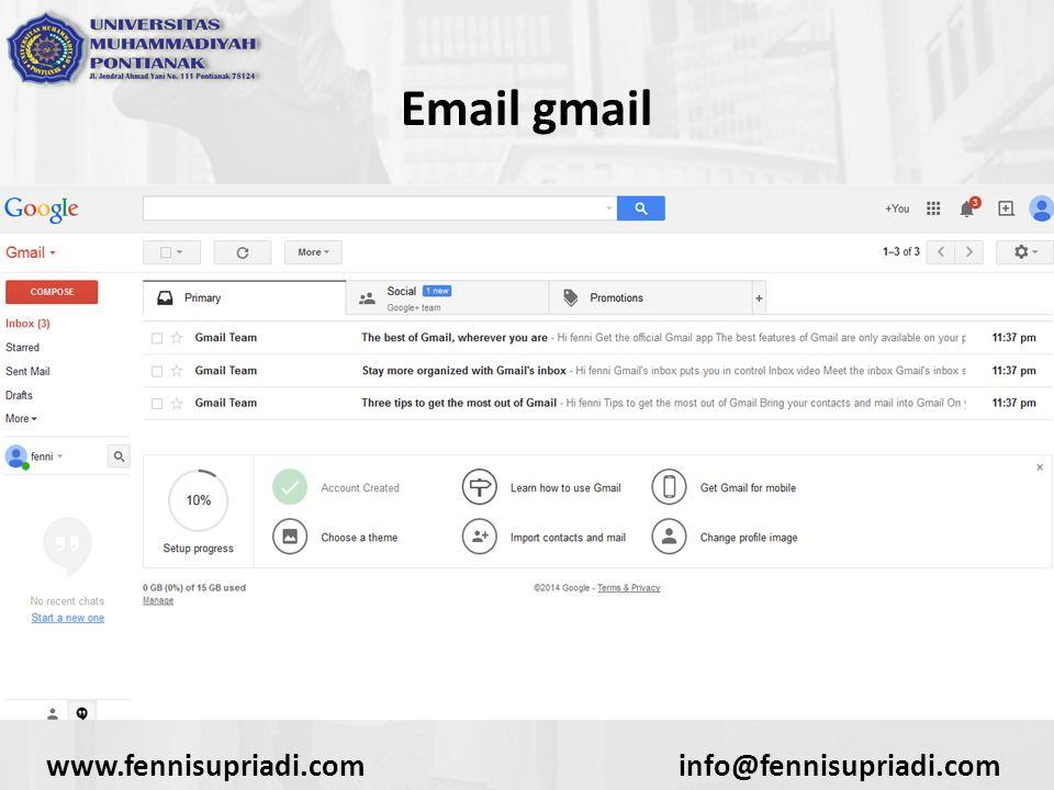 www.fennisupriadi.cominfo@fennisupriadi.com Email gmail