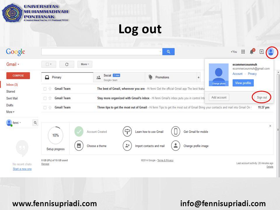 www.fennisupriadi.cominfo@fennisupriadi.com Log out