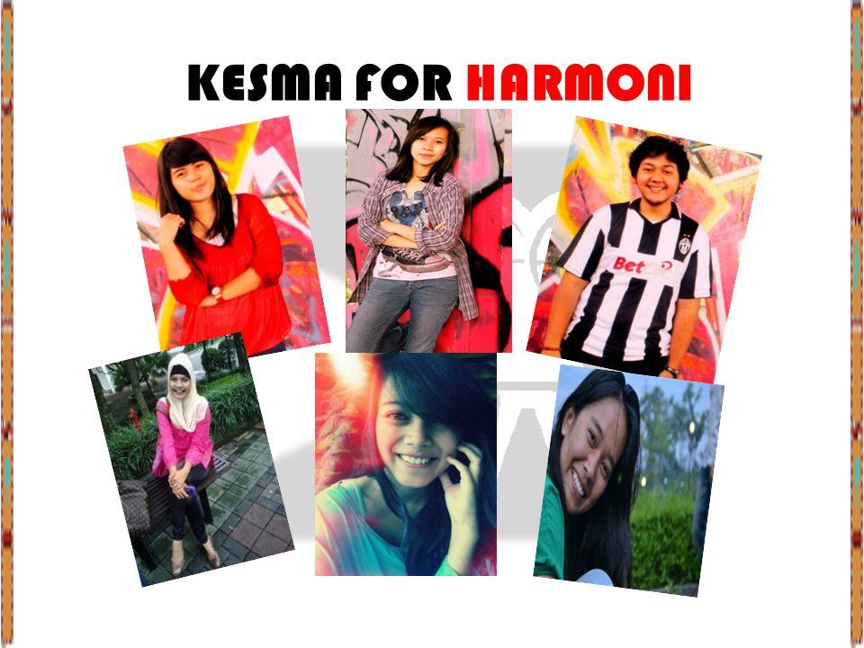 KESMA FOR HARMONI
