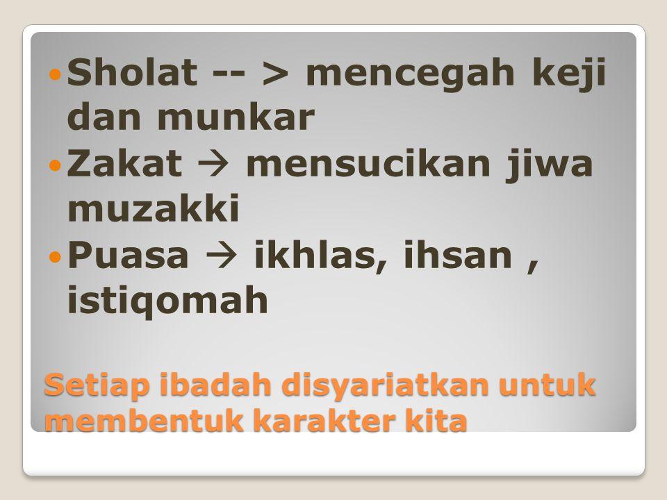 #2 : Mari mengabadikan semangat dan hikmah ramadhan