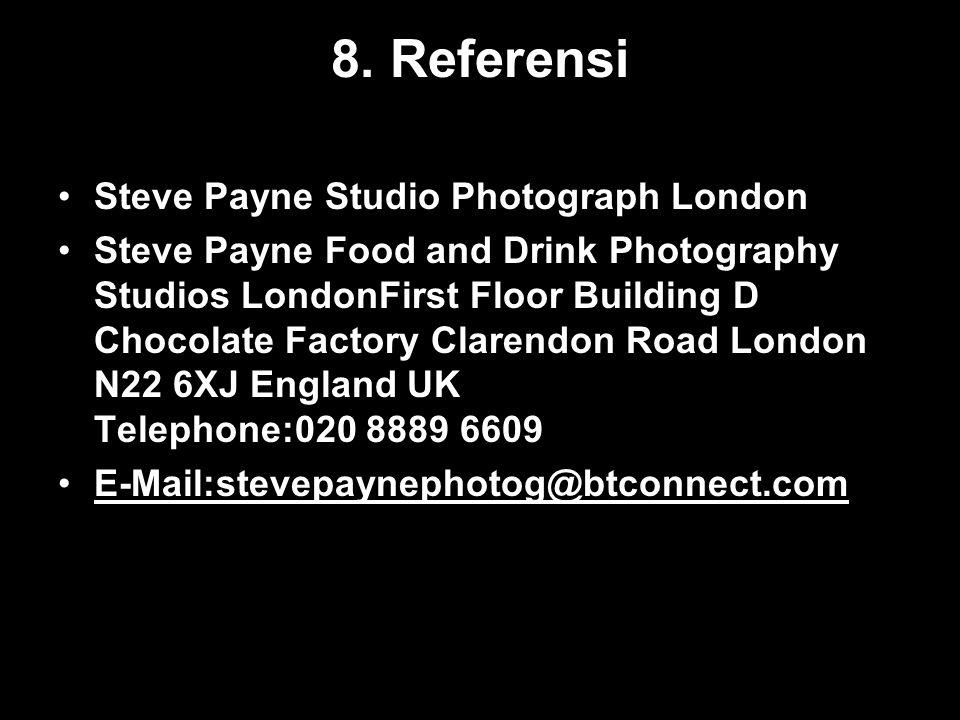 8. Referensi Steve Payne Studio Photograph London Steve Payne Food and Drink Photography Studios LondonFirst Floor Building D Chocolate Factory Claren