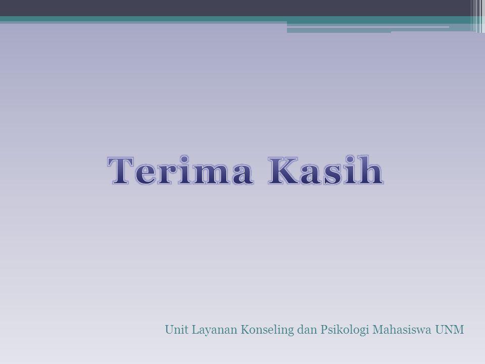 Unit Layanan Konseling dan Psikologi Mahasiswa UNM