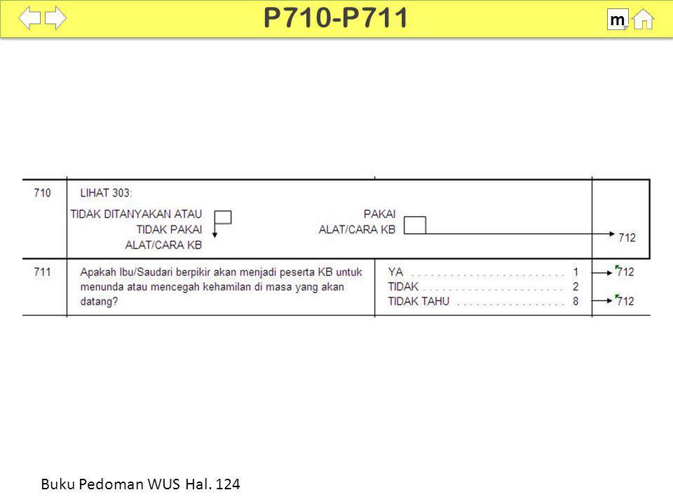 100% SDKI 2012 P710-P711 m Buku Pedoman WUS Hal. 124