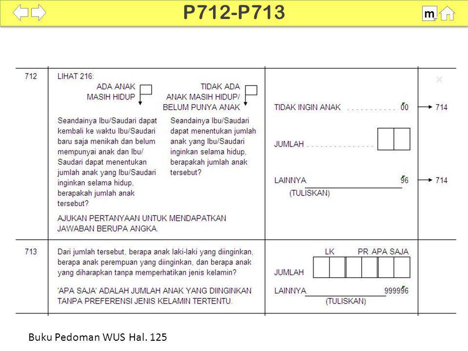 100% SDKI 2012 P712-P713 m Buku Pedoman WUS Hal. 125