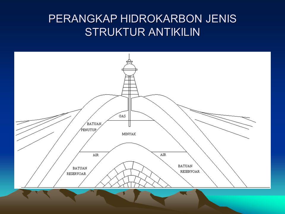 PERANGKAP HIDROKARBON JENIS STRUKTUR ANTIKILIN