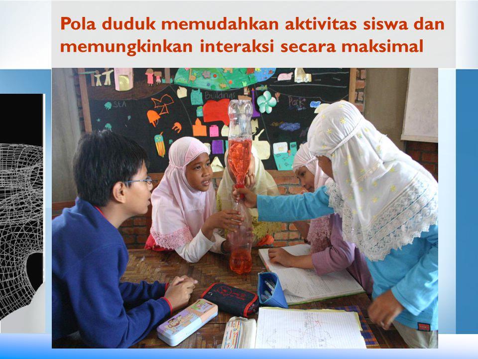 Karya Siswa sebagai sumber belajar membuat anak belajar aktif