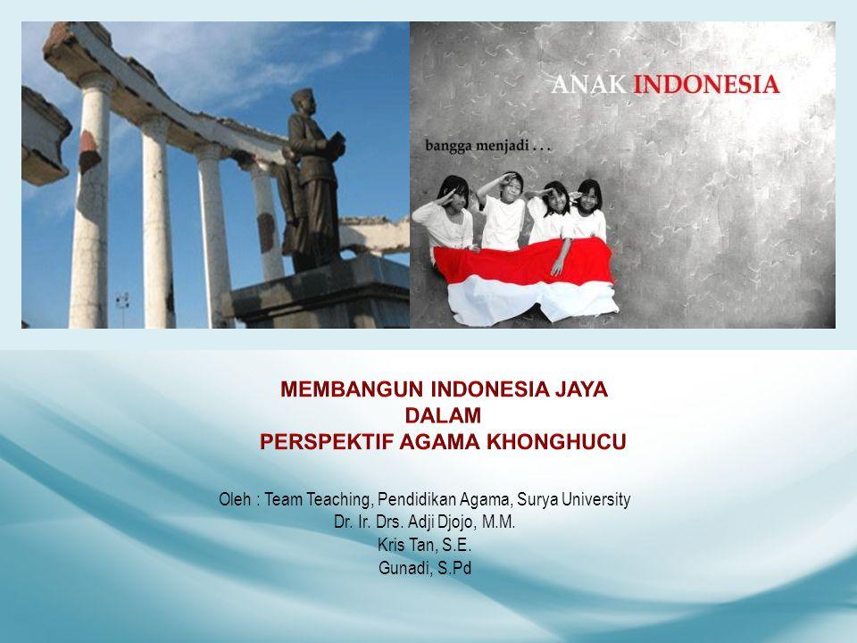 Matakuliah Ilmu Agama yang diselenggarakan pada Surya University (SU) menyiapkan landasan untuk memahami ajaran Lintas Agama di Indonesia tentang membangun hubungan kemasyarakatan yang harmonis guna menyiapkan mahasiswa/i menjadi manusia pembangun untuk membangun Indonesia Jaya.