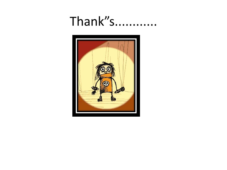 "Thank""s............"