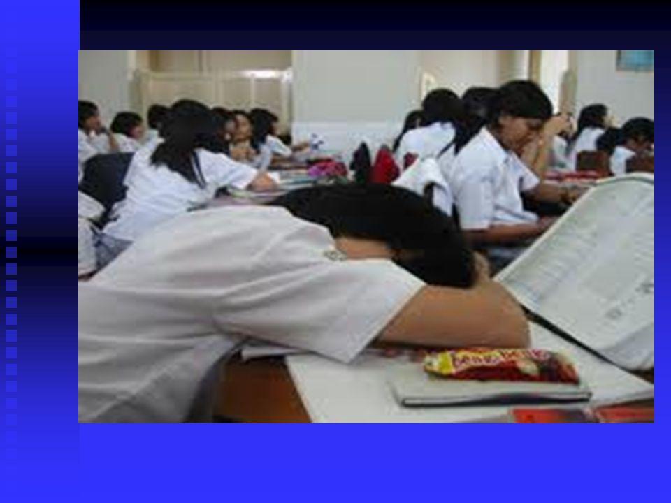 Apakah hal ini terjadi di kelas Anda