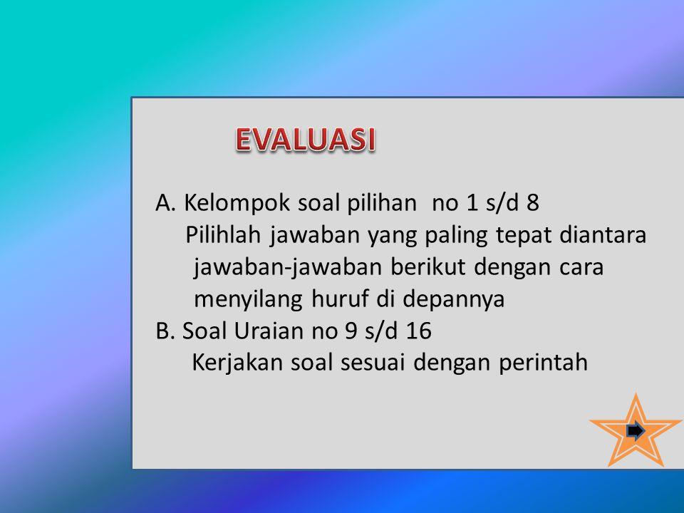 Dari kelima hukum tersebut dapat dijelaskan sebagai berikut : 1.Wajib, ialah suatu yang harus dikerjakan dan pelakunya mendapat pahala, bila ditinggal