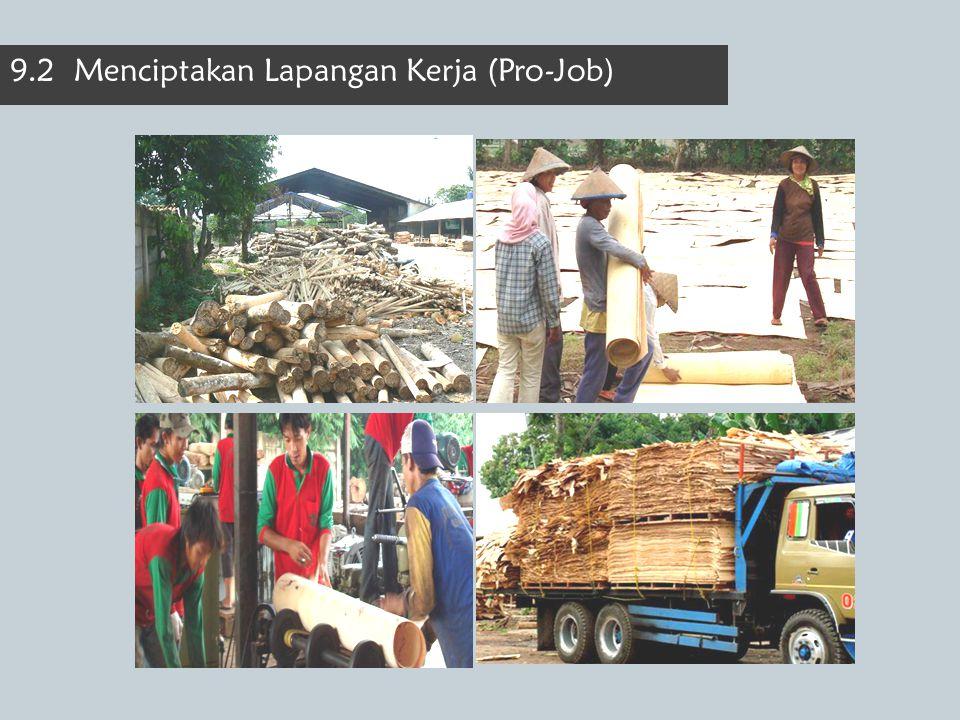 9.2 Menciptakan Lapangan Kerja (Pro-Job)