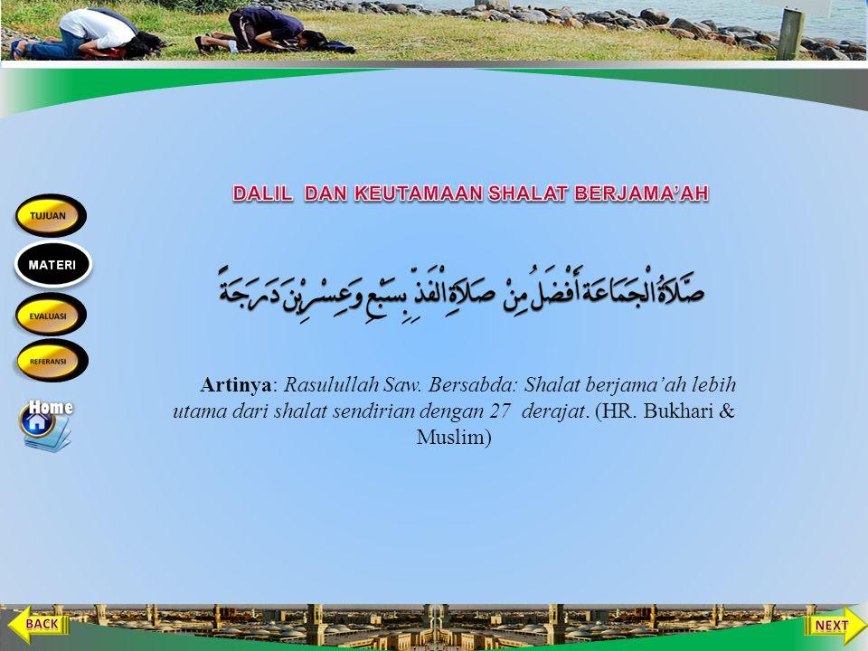 Ahsan, M.2008. Pendidikan Agama Islam SMP Kelas VII.